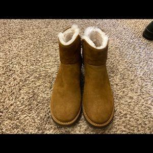 Ugg aubree mini boots